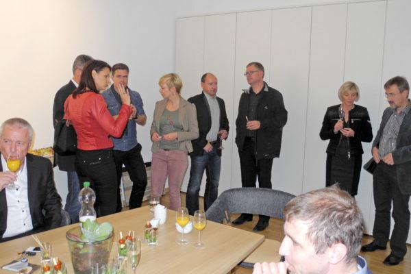 Büroeröffnung Leipzig