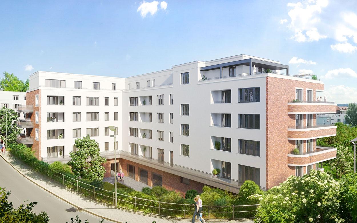 Eigentumswohnung in erfurt anh ck kellner massivhaus for Eigentumswohnung