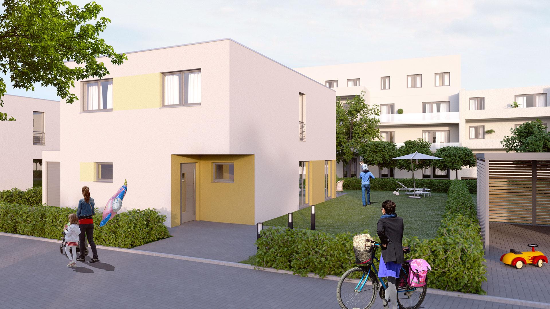 einfamilienh user in markkleeberg leipzig anh ck. Black Bedroom Furniture Sets. Home Design Ideas