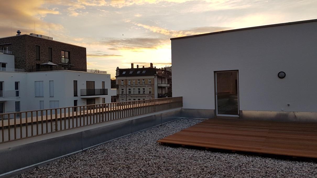 Stadthaus in Leipzig-Plagwitz fertig gestellt – Besichtigungen nach Absprache möglich