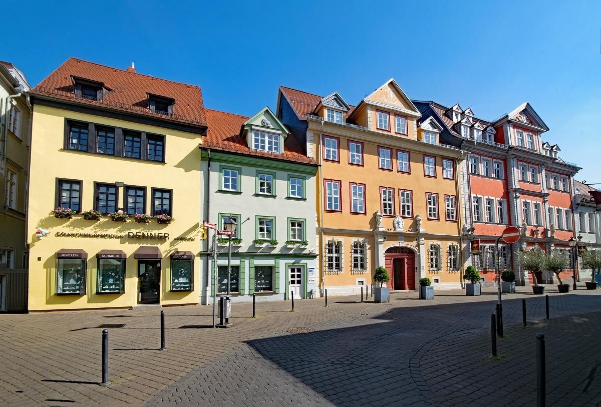 Erfurt hat die attraktivste Innenstadt