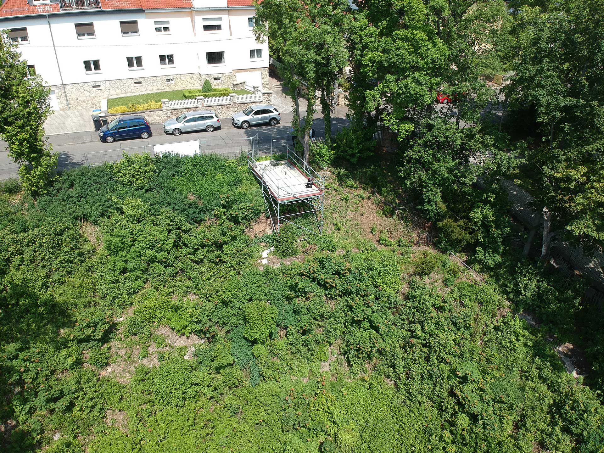 Eigentumswohnungen in Erfurt-Hochheim – Eröffnung unserer Aussichtsplattform