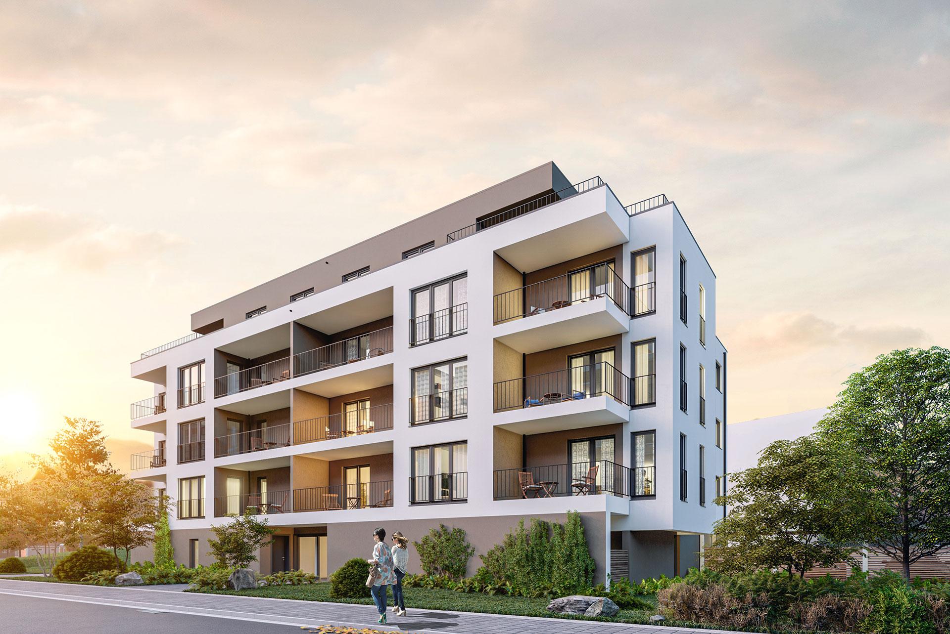 VERKAUFSSTART unseres neuen Mehrfamilienhaus-Projektes am Drosselberg