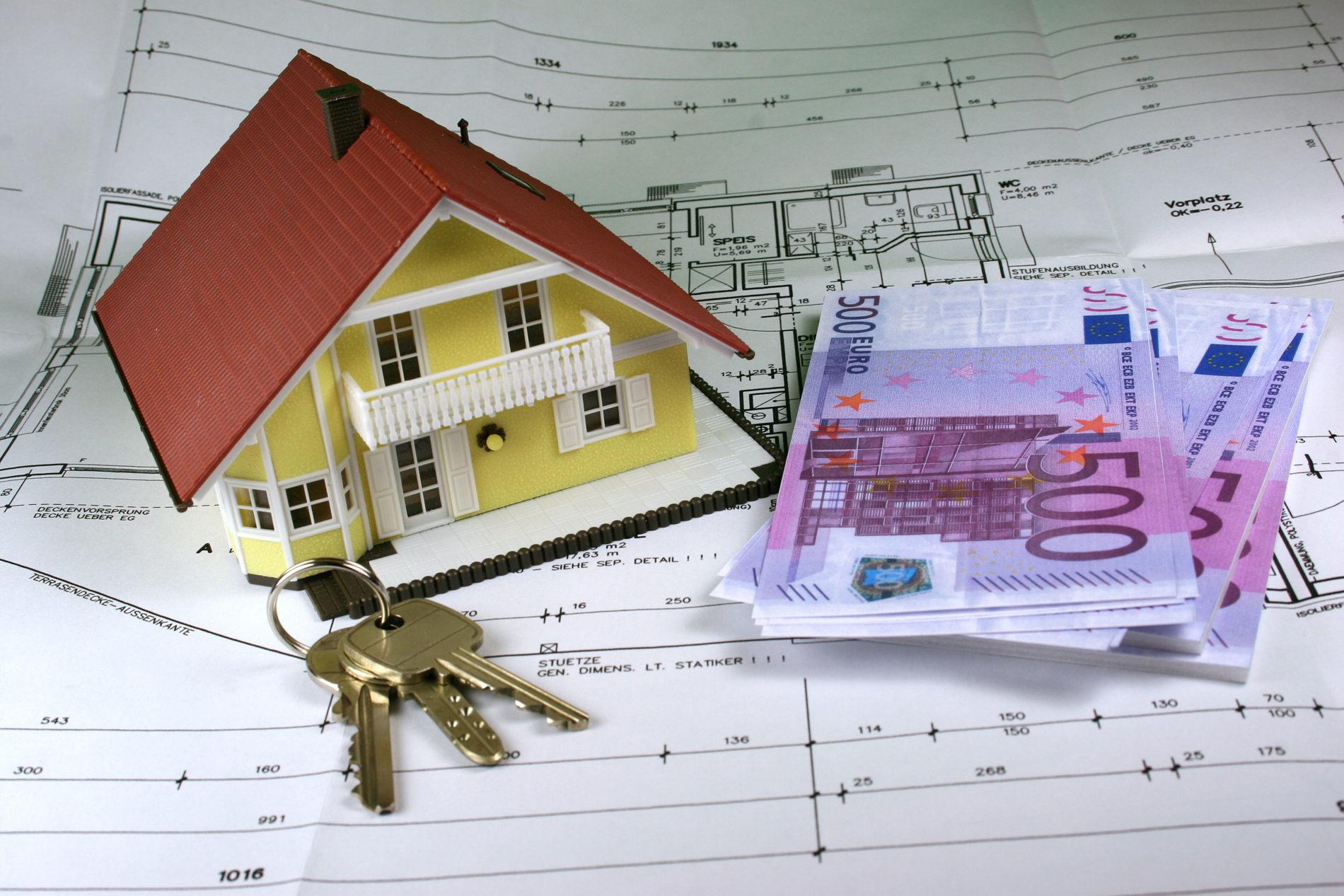 Was ist Ihre aktuelle Immobilie am Immobilienmarkt wert?