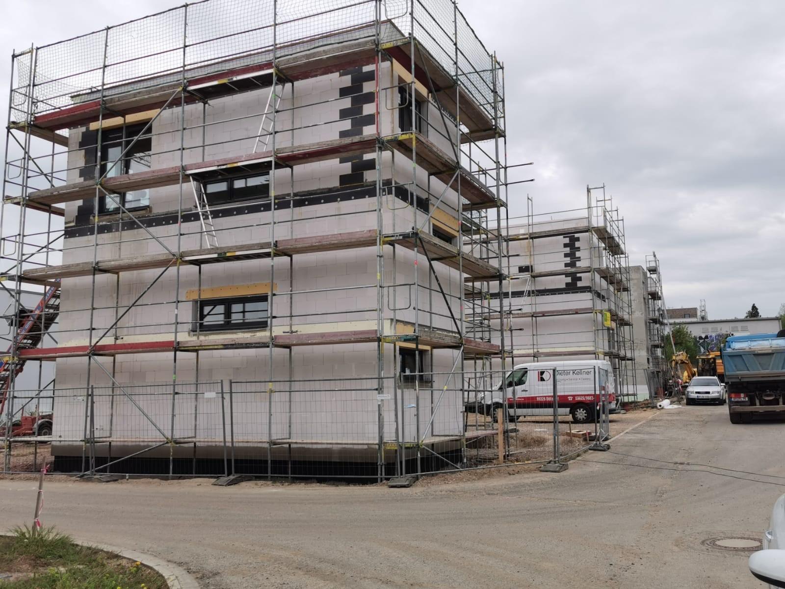 Bauen Einfamilienhaus