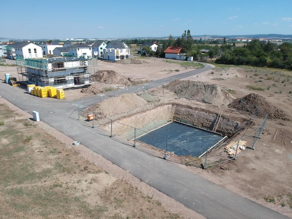 Haus bauen in Erfurt