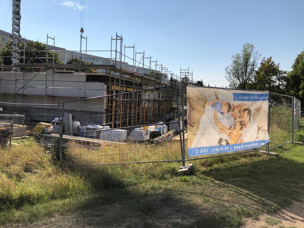 Eigentumswohnung in Erfurt