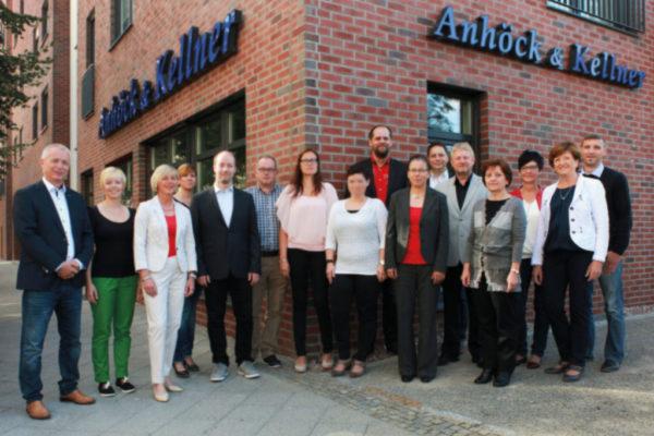 Team Anhöck & Kellner Erfurt