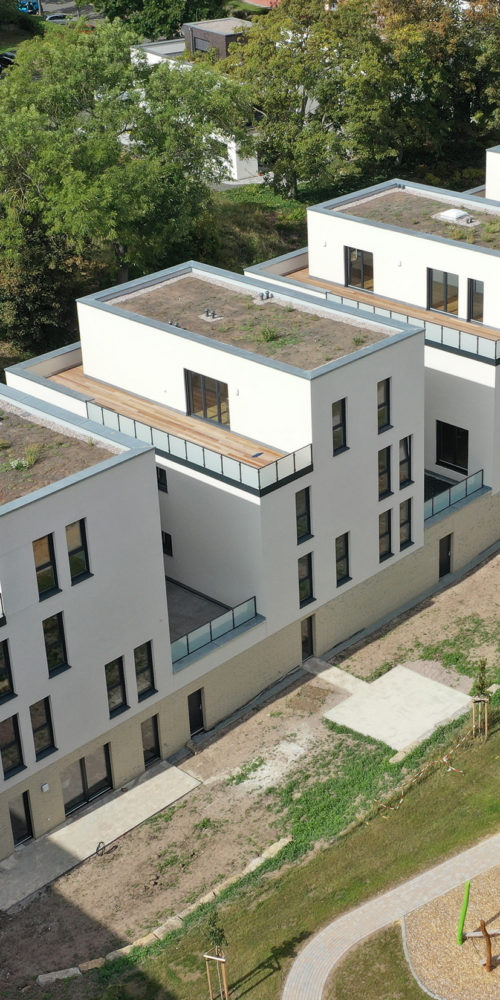 Haus mit Garten in Erfurt