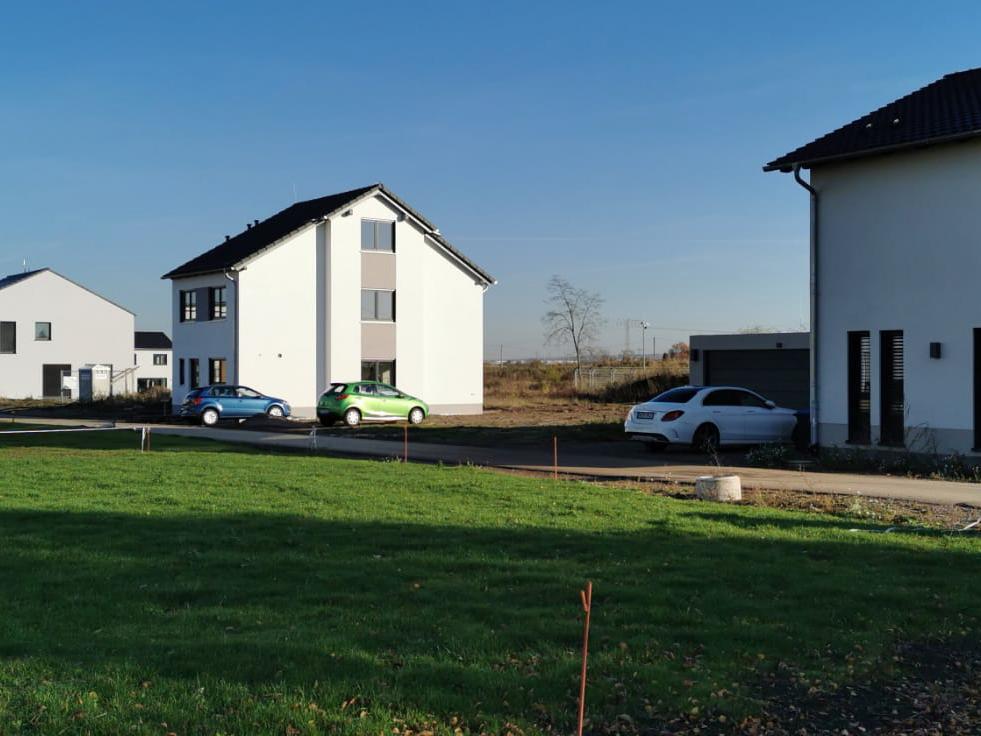 Weitere Einfamilienhäuser auf dem Ringelberg in Erfurt wurden bezogen